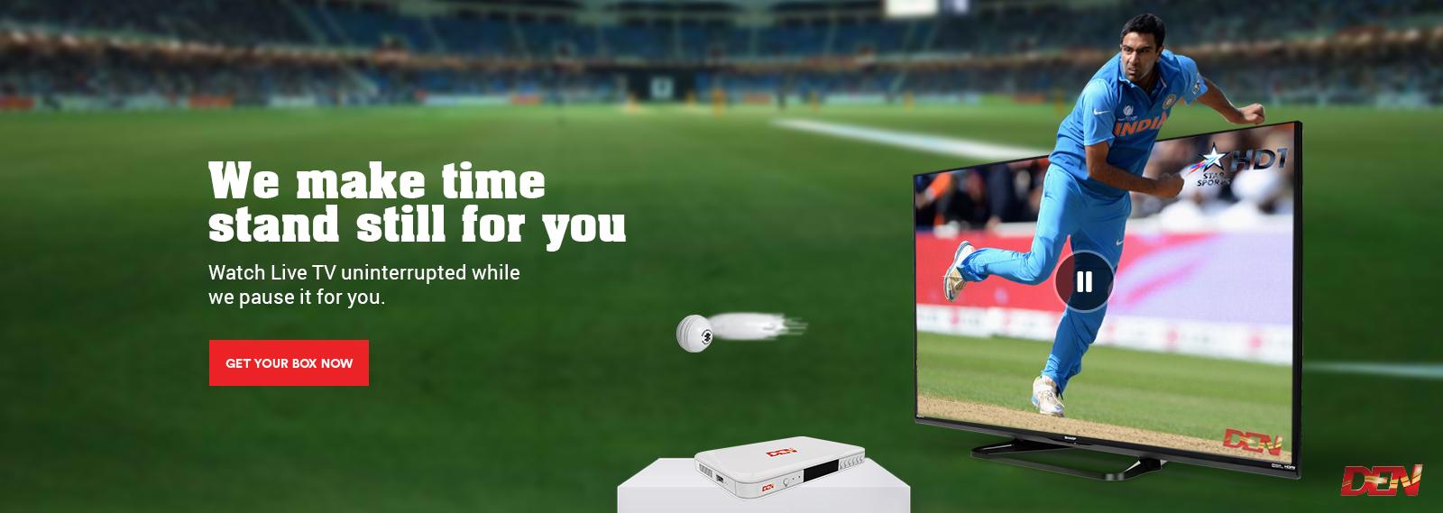 DEN Brand Entertainment - Cable Service provider